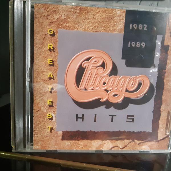 Cd chicago greatest hits, importado!!!!