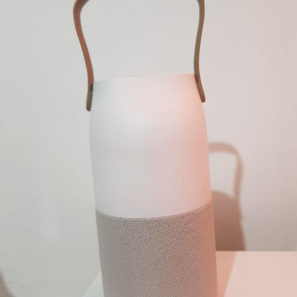 Caixa de som bluetooth bottle samsung