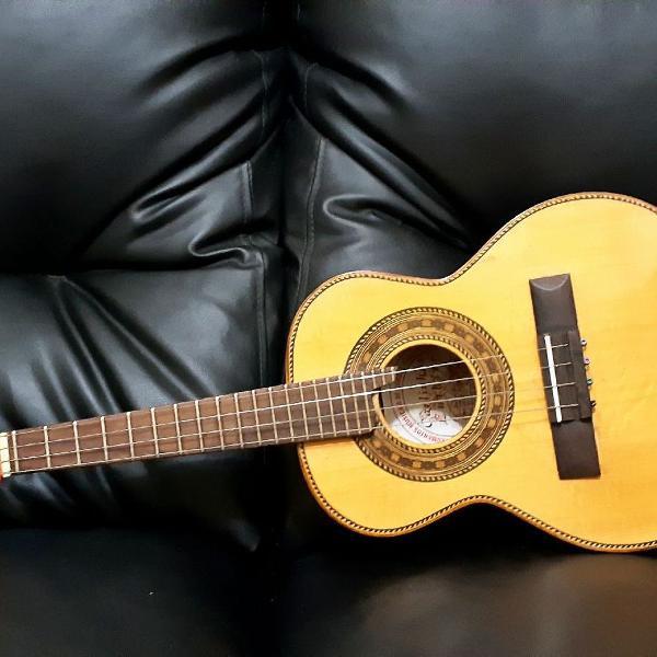 Cavaquinho carlinhos luthier n 02 marfim captado
