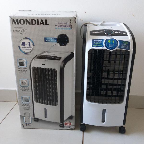 Climatizador mondial cl-03 80w