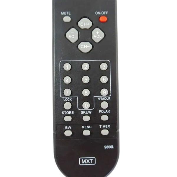 Controle remoto mxt c0906 receptor quasar qa-9800l e ninja