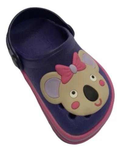Croquis sandália infantil f
