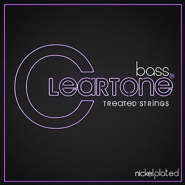 Encordoamento p/ baixo 5c cleartone nickel bass 45-130 usa