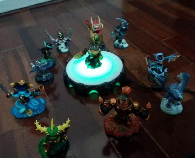 Jogo skylanders swap force starter ps3 com 11 personagens