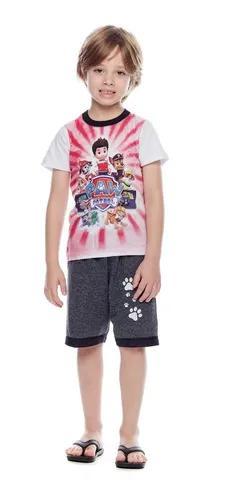Kit 10 camisetas infantil crianças menino atacado s