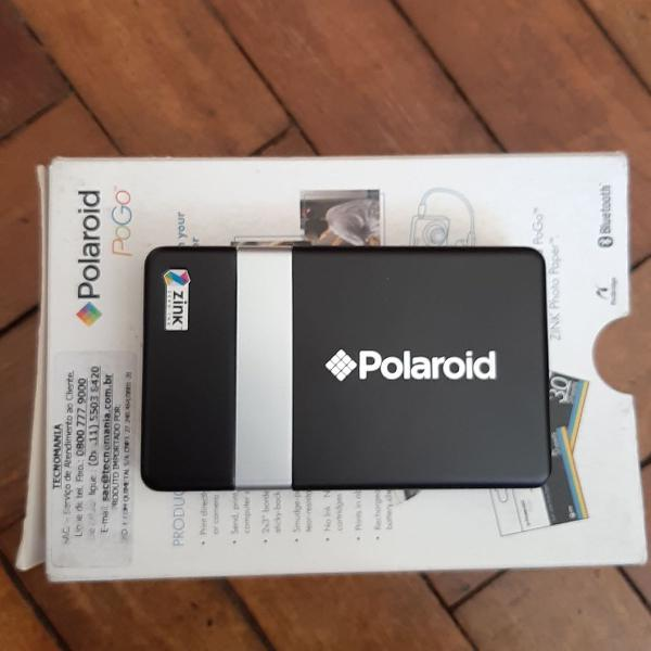 Polaroid pogo zink -impressora portátil bluetooth