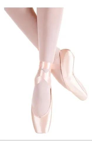 Sapatilha de ponta toshie só dança ballet