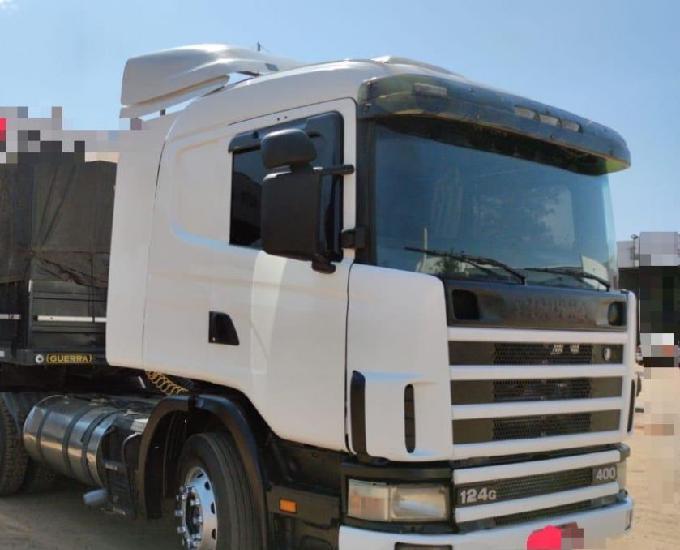 Scania 400+ls