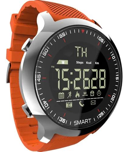 Smartwatch lokmat mk18 esporte lcd