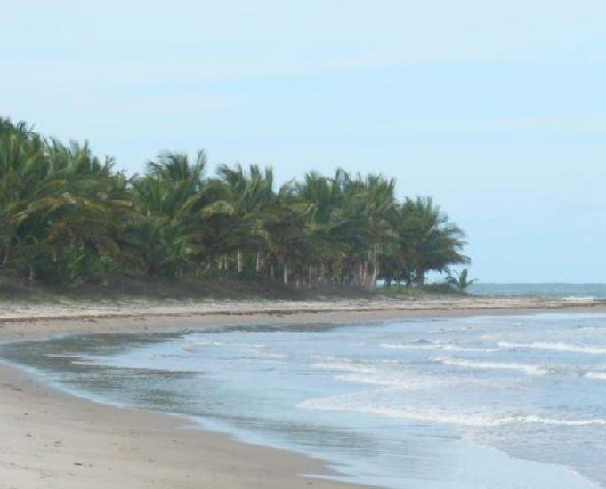 Terreno perto da praia santo andre guaiu bahia