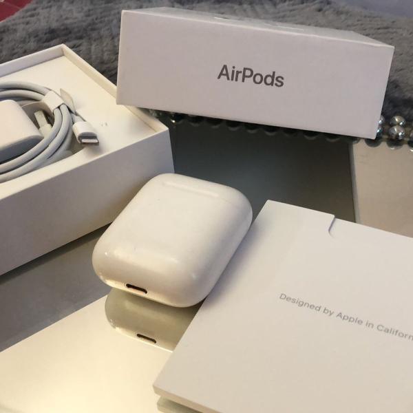 Airpods apple *fone sem fio