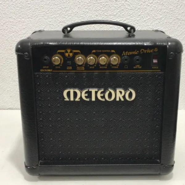 Amplificador meteoro 30w atomic drive