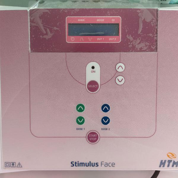 Aparelho facial stimulus face