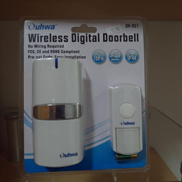 Campainha wireless