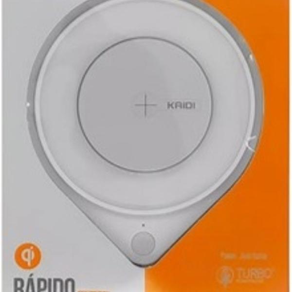 Carregador sem fio original kaidi kd-205 wireless qi