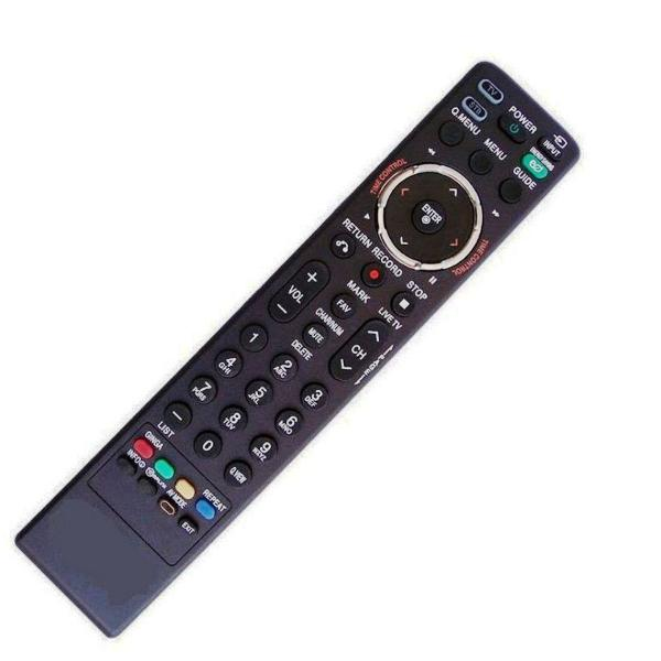Controle remoto sky mxt 7442 p/ tv lg mkj613813