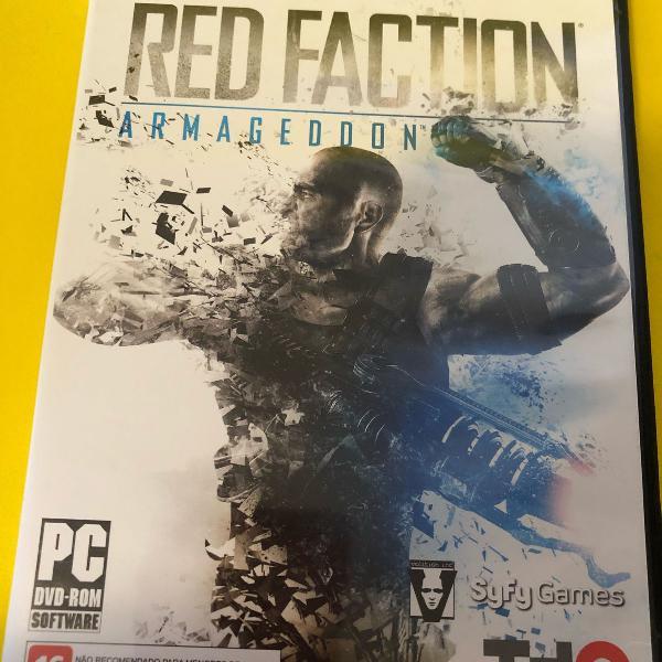 Jogo para que c red faction armageddon