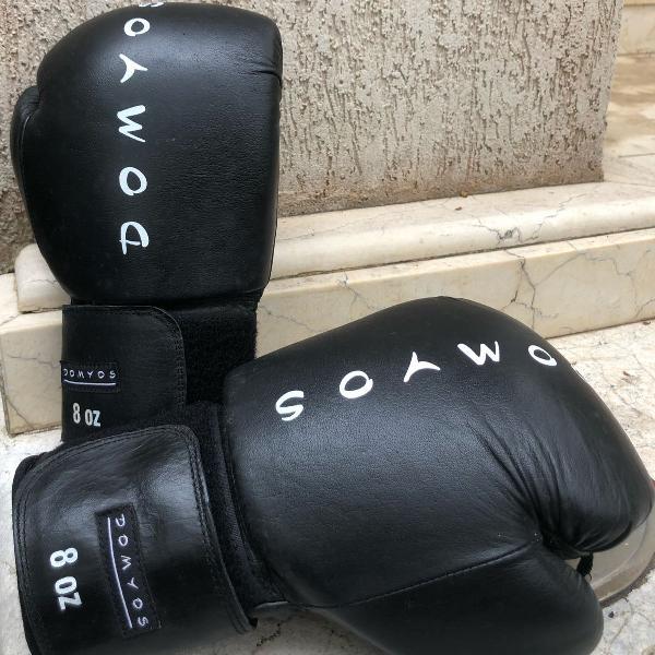 Luva boxe 8oz