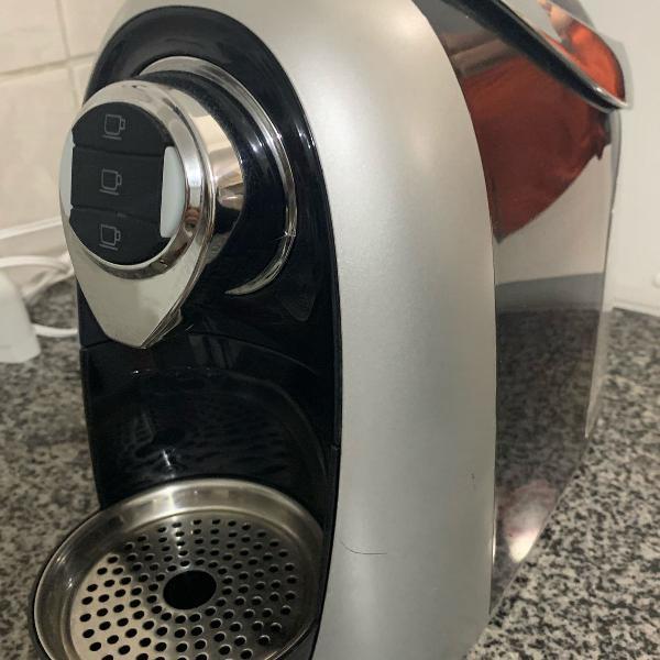 Máquina de café espresso multibebidas tres modo - preto