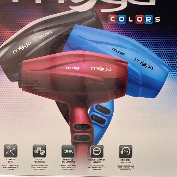 Secador de cabelo profissional