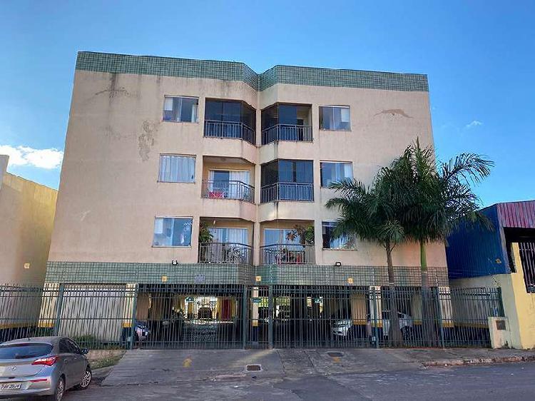 Apartamento 2 quartos a venda em samambaia - brasília - df