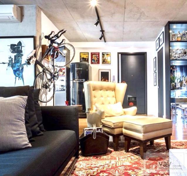 Apartamento na vila olímpia - 1 suíte, 2 vagas de garagem