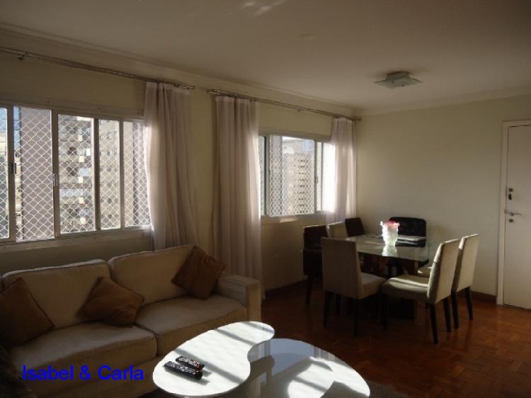 Apartamento para venda 2 dormitórios em moema índios