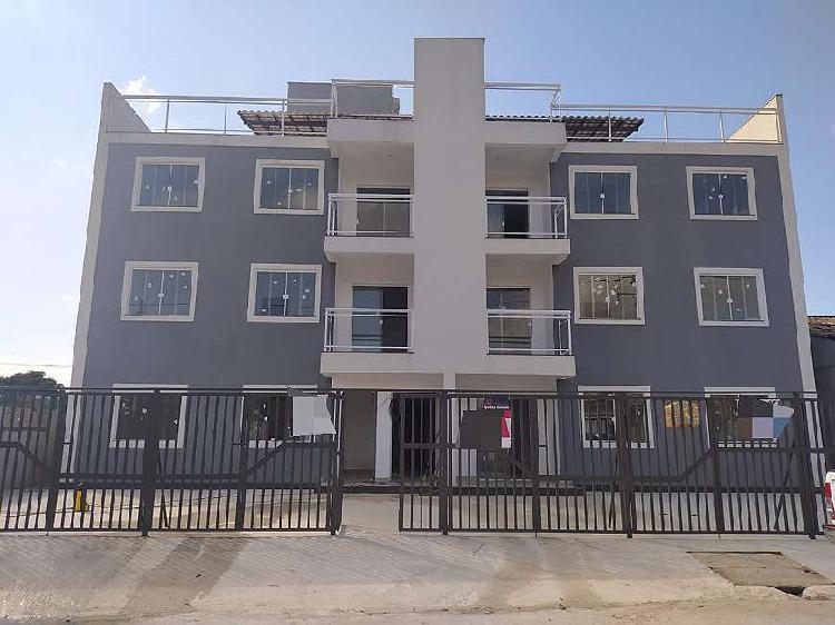 Apartamentos prontos pra morar na ampliação