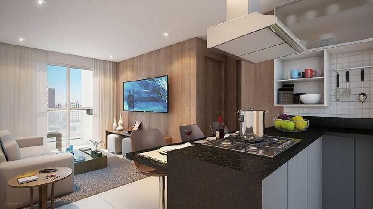 Cobertura duplex 131 m²   3 dormitórios sendo 2 suítes  