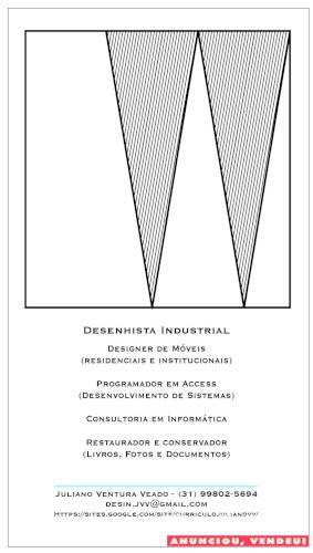 Designer de móveis residenciais ou corporativos