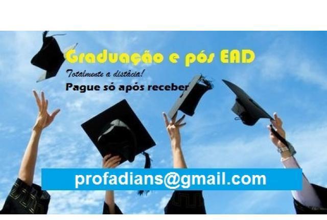 diploma de graduação e pós - pague após recebimento