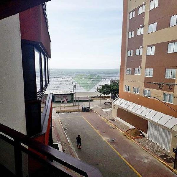 Apartamento quadra mar em meia praia itapema barbada