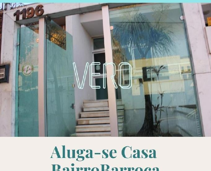 Casa – aluguel – barroca - cód. a171