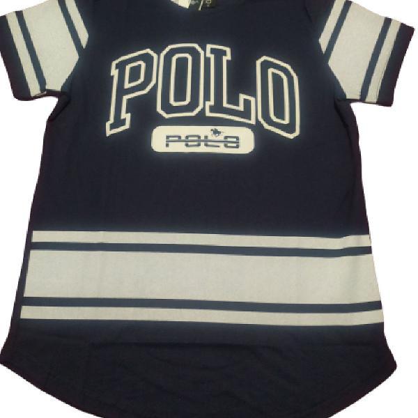 Camiseta masculina marca polo