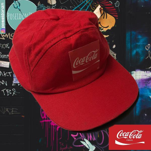 Coca cola classic vintage cap - one size fits all