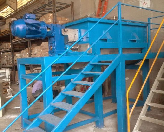 Misturadores industriais usados