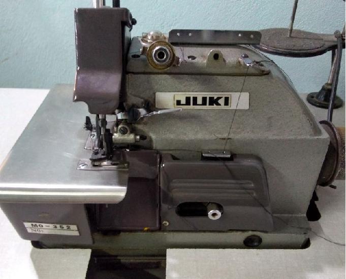 Máquina industrial overlock juki mo-352