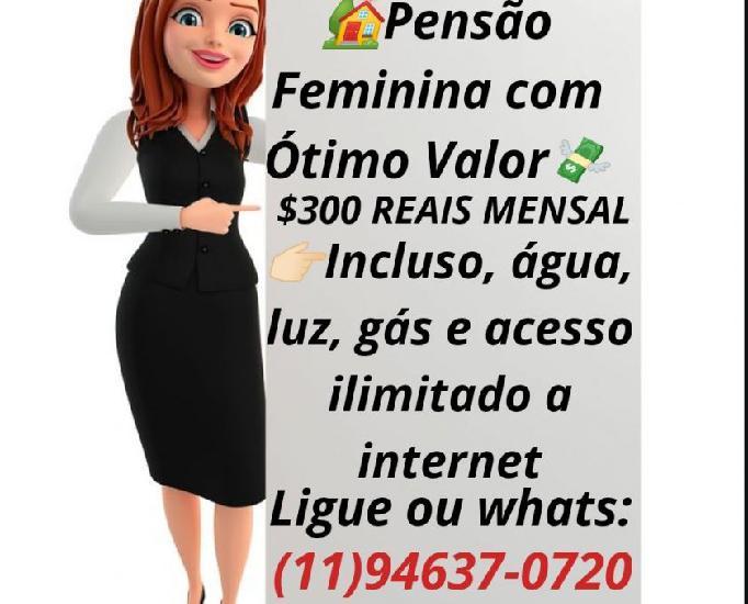 Pensão para mulheres