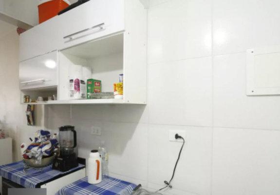 Studio à venda com 31m², 1 quarto, mackenzie metrô