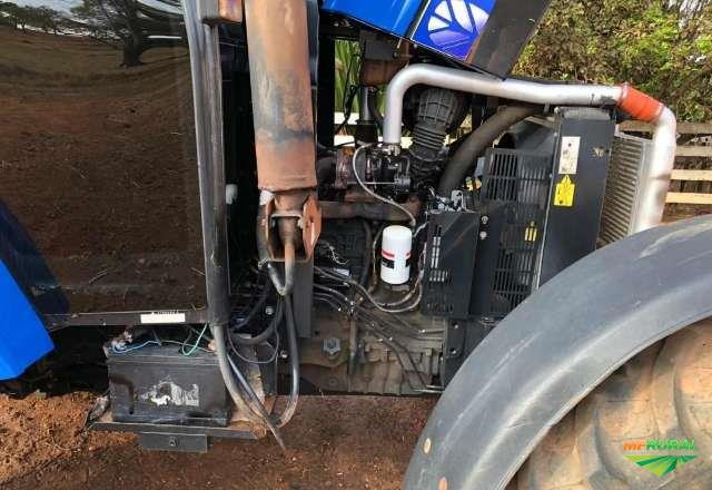 Trator new holland ts 6020 4x2 ano 11