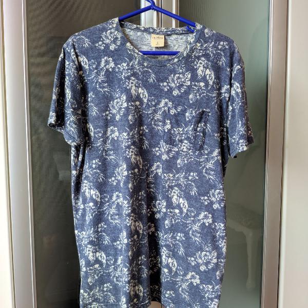 Camisa hollister floral