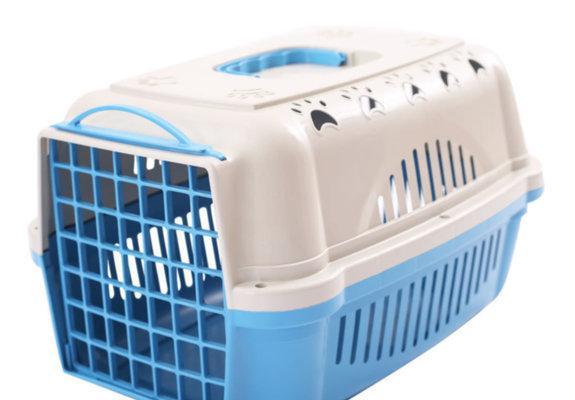 Caixa transporte durapets cães e gatos nº3 55x39x35cm