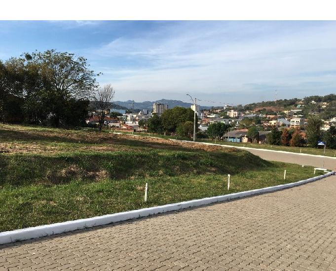 Lindos terrenos em área central de parobé - rs