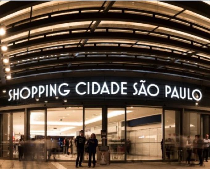 Loja shopping center cidade de são paulo vende 20m² sp.