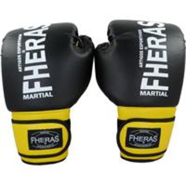 Luva boxe muay thai sintético orion 12oz fheras