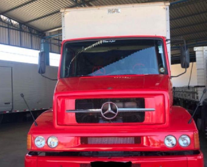 Mb 1318 parcelamos seu caminhão com entrada de 8.0000,00