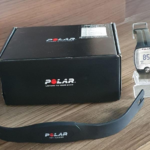 Polar ft1 monitor cardíaco