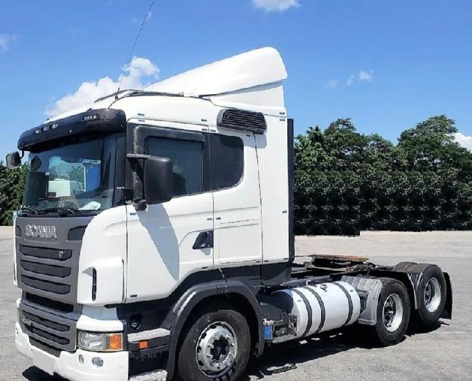 Scania r 440 6x2 opticruise