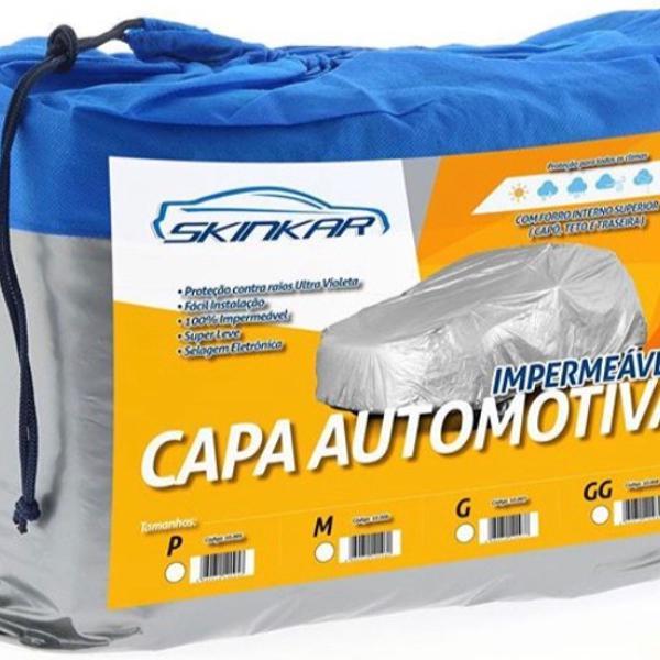 Capa para proteção de veículos