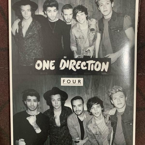 Cd four 1d the ultimate edition